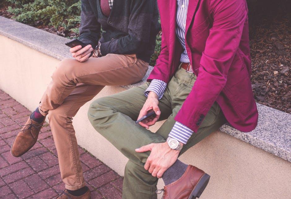 męskie obuwie do garnituru