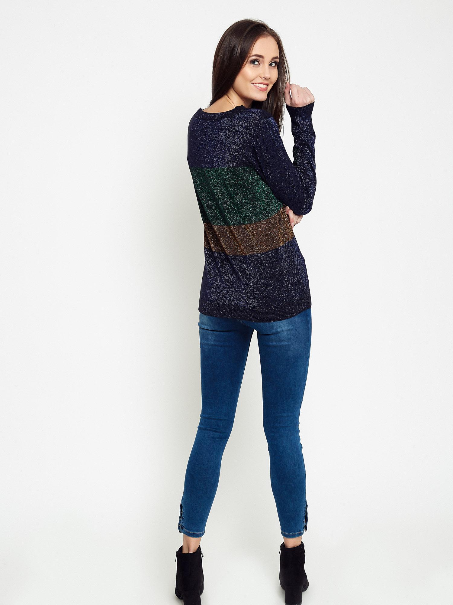fajny i stylowy damskie sweter